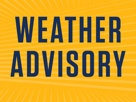 Weather Advisory for High School Basketball Games and Pacers-Mavericks Game on Saturday, January 19 at Bankers Life Fieldhouse