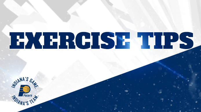 Fit Like a Pro - Exercise Tips