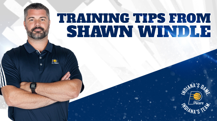 Fit Like a Pro - Training Tips from Shawn Windle