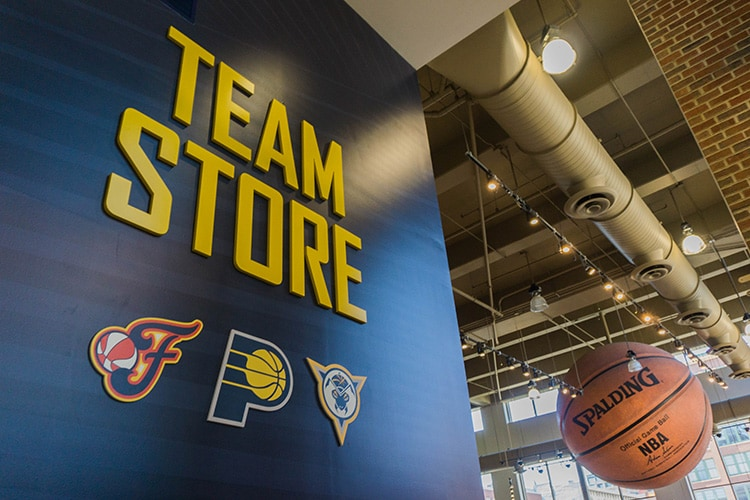 d764814a6 First Look  Pacers Team Store
