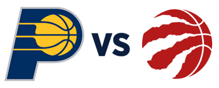 Indiana Pacers vs. Toronto Raptors