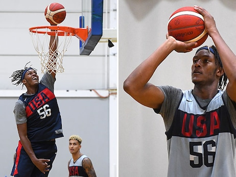 Turner, Team USA Head Down Under to Continue Training