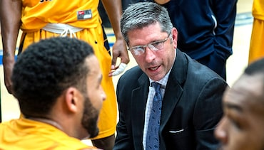 Tom Hankins Named Mad Ants Head Coach