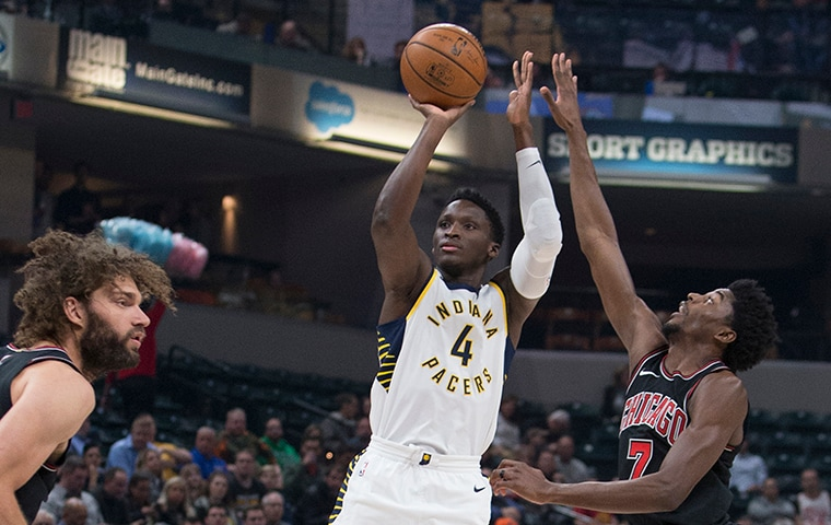 Game Rewind: Pacers 98, Bulls 96  Indiana Pacers