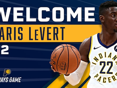 Pacers Acquire Caris LeVert