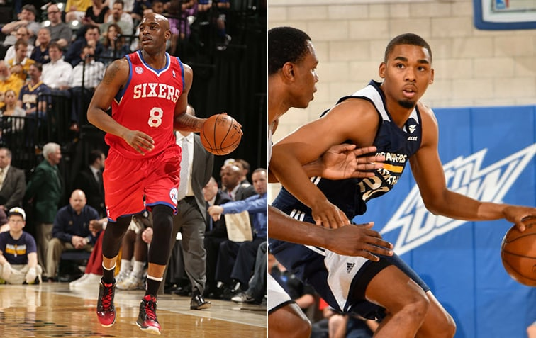 Pacers Sign Damien Wilkins and Ben Moore | Indiana Pacers