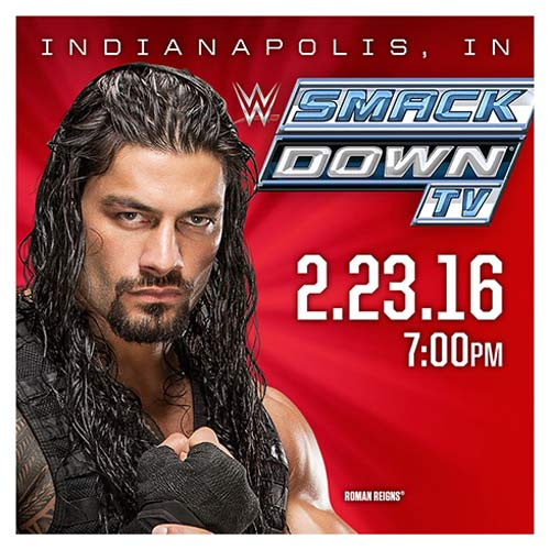 WWE Smackdown - Tickets