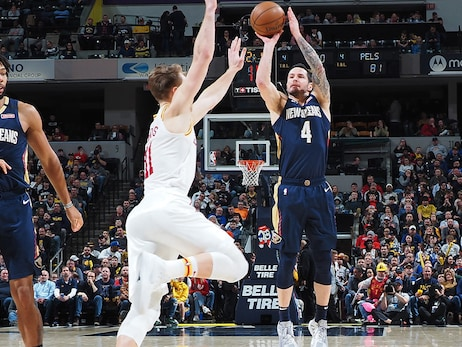 Pelicans Radio postgame interview with JJ Redick - Pelicans vs Pacers, February 8, 2020