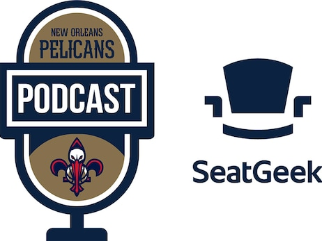 Joel Meyers on the New Orleans Pelicans podcast presented by SeatGeek - October 23, 2019