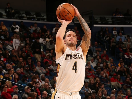 Pelicans Radio postgame interview with JJ Redick  - Pelicans vs Warriors on November 17, 2019