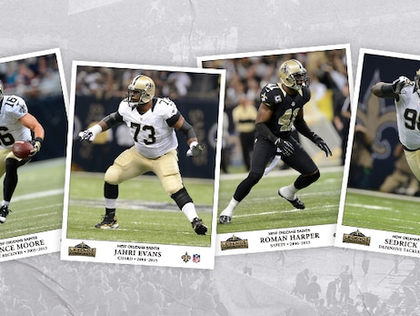 Members of Saints Super Bowl XLIV Championship team to appear at Pelicans game on Sunday, December 15