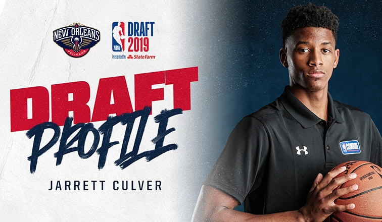 2019 NBA Draft Profile - Jarrett Culver