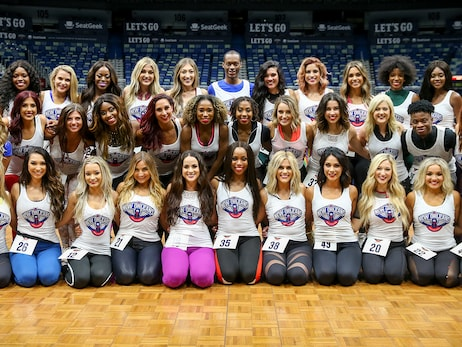 Meet your 2019-20 Pelicans Dance Team Finalists