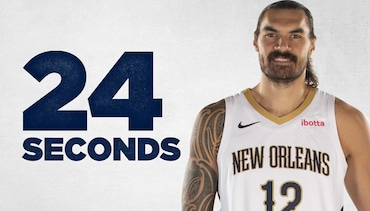 24 Seconds: Steven Adams