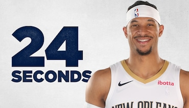 ibotta 24 Seconds: Josh Hart