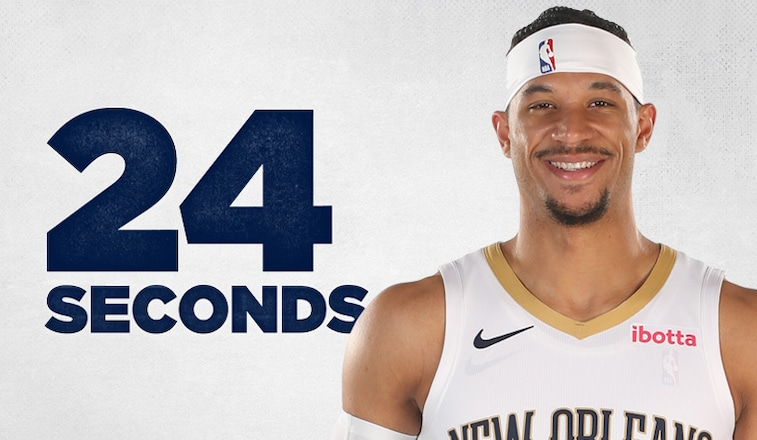 24 Seconds with Josh Hart