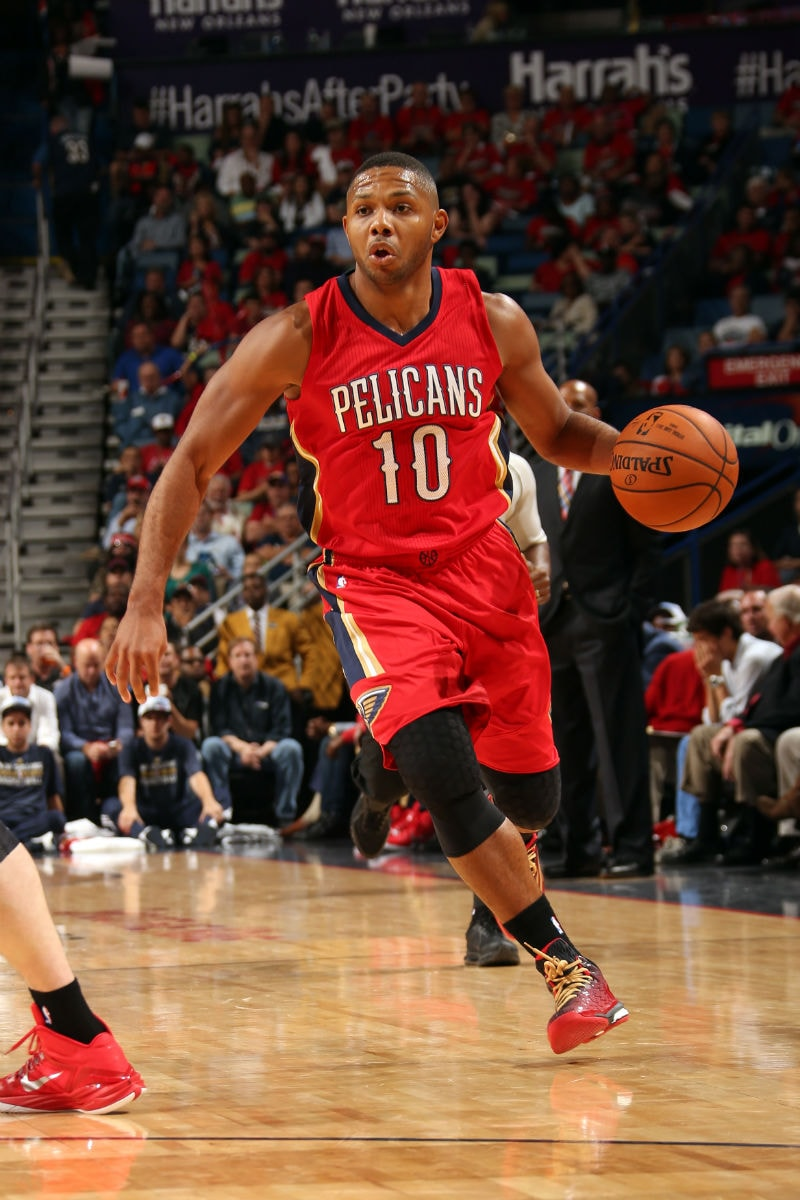 Eric Gordon Season In Review 2014 15 Gallery New Orleans