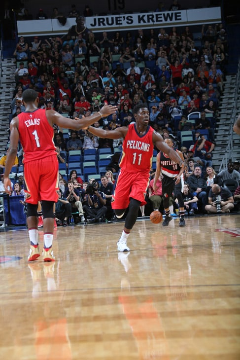Game 28 Pelicans Vs Trail Blazers Photo Gallery | New Orleans Pelicans
