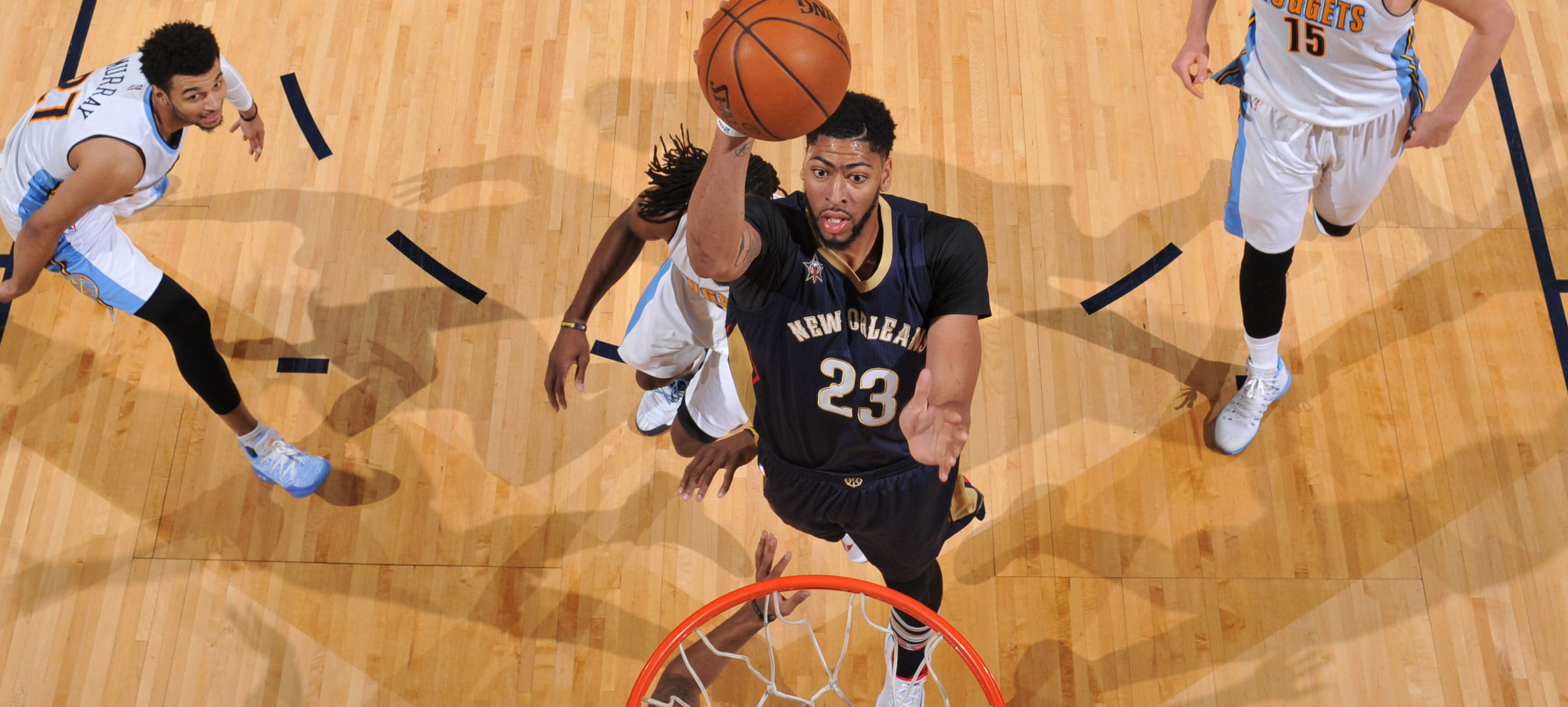Anthony Davis chosen first-team All-NBA for second time in three seasons  New Orleans Pelicans