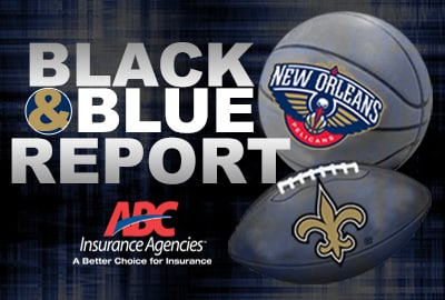 Black and Blue Report presented by ABC Insurance Agencies: NBA Draft Edition