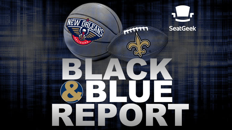 Black and Blue Report presented by SeatGeek: September 5 2018