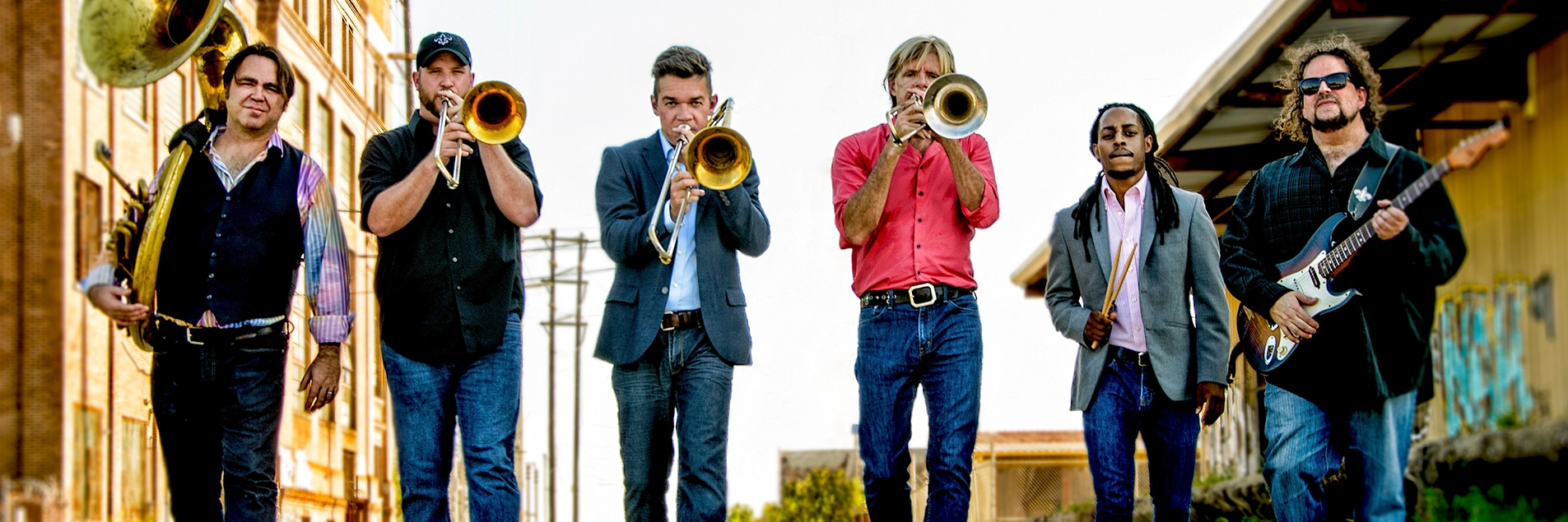 Artist Extras: Sounds of New Orleans with Bonerama