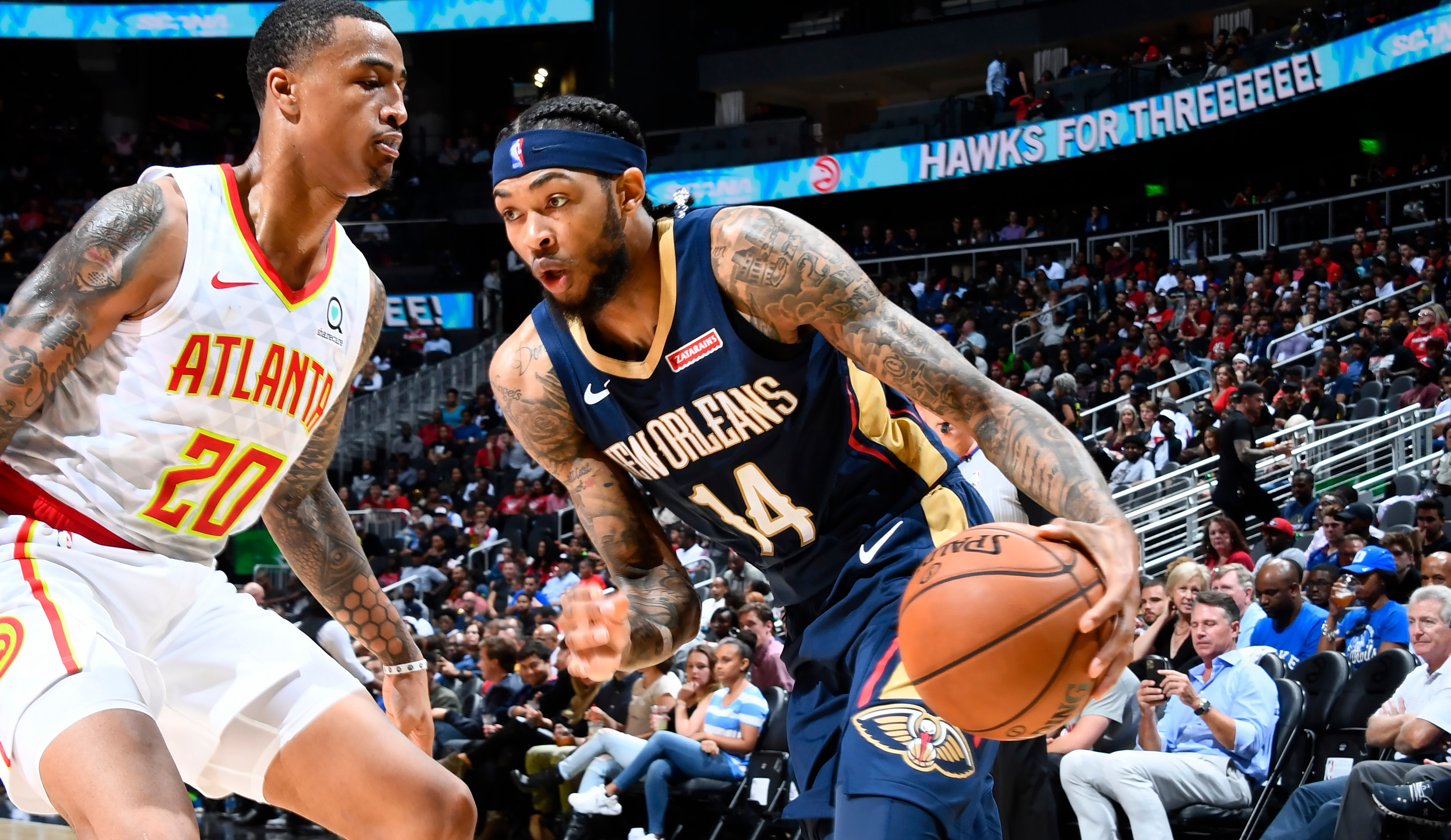 Pelicans 2019 preseason profile: Brandon Ingram | New
