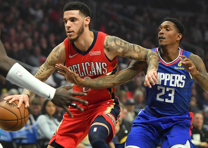 Behind The Numbers Presented By Entergy Pelicans At Clippers 1 13 21 New Orleans Pelicans