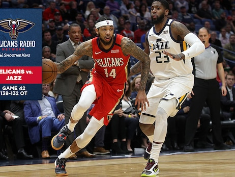 Calls of the Game: New Orleans Pelicans vs Utah Jazz - Game 42 - Jan. 16, 2020