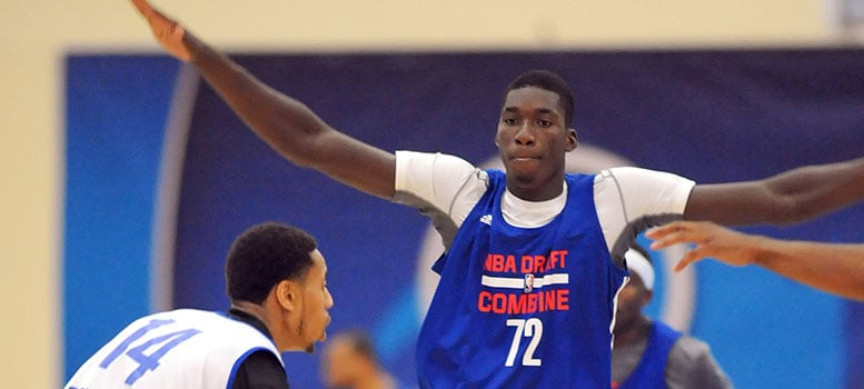 Pelicans land Cheick Diallo in second-round trade with Clippers ...