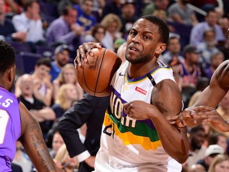 Temporary practice restrictions making it difficult for Darius Miller to assess readiness