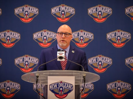 David Griffin: Pelicans won't rush process to fill 'attractive' head-coaching post