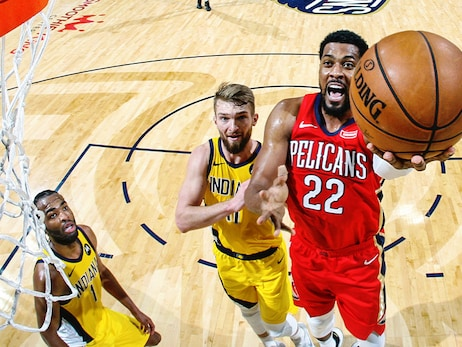 2019-20 Pelicans Season in Review: Derrick Favors