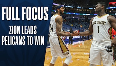 Full Focus: Pels hold off NBA-best Jazz