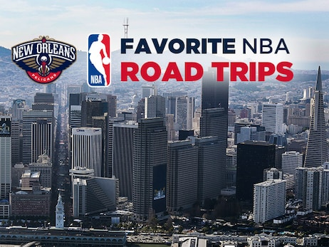 Favorite NBA Road Trips