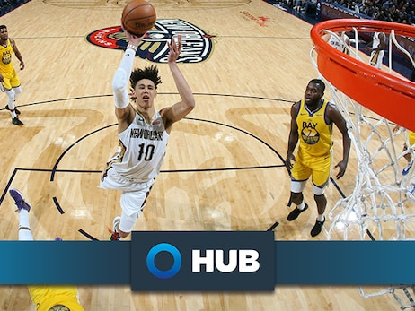 Behind the Numbers presented by HUB International: Trail Blazers at Pelicans (11/19/19)