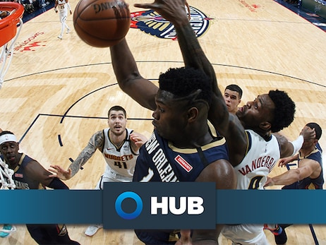 Behind the Numbers presented by HUB International: Celtics at Pelicans (1/26/20)