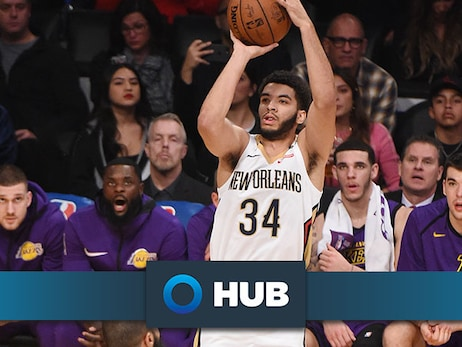 Behind the Numbers presented by HUB International: Lakers at Pelicans (2/23/19)