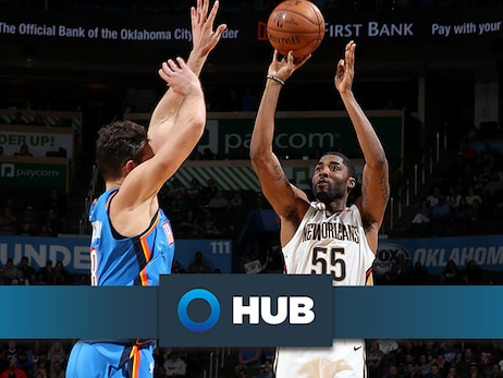 Behind the Numbers presented by HUB International: Thunder at Pelicans (12/1/19)