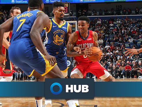 Behind the Numbers presented by HUB International: Warriors at Pelicans (11/17/19)