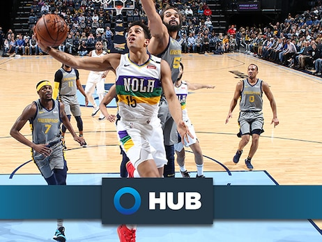 Behind the Numbers presented by HUB International: Pelicans at Grizzlies (1/20/19)