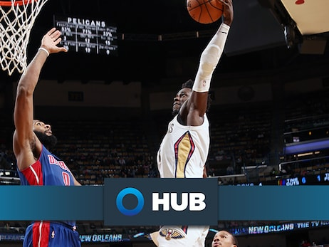 Pelicans shootaround update presented by HUB International: Andre Drummond a major test as NOLA tries to improve rebounding