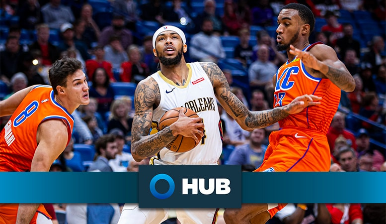 Pelicans shootaround update presented by HUB International