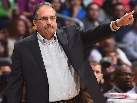 Transcript: Stan Van Gundy Introductory Press Conference