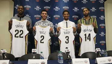 Maximizing strengths of new Pelicans