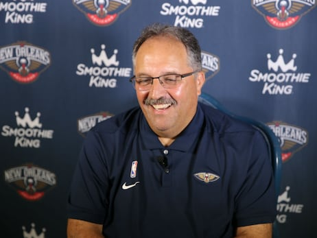 Photos: Stan Van Gundy Introductory Press Conference