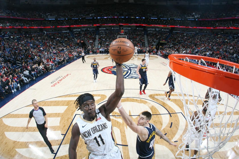 Game 16: Pelicans-Nuggets Postgame Quotes 111718