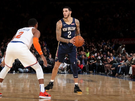New Orleans Pelicans v New York Knicks
