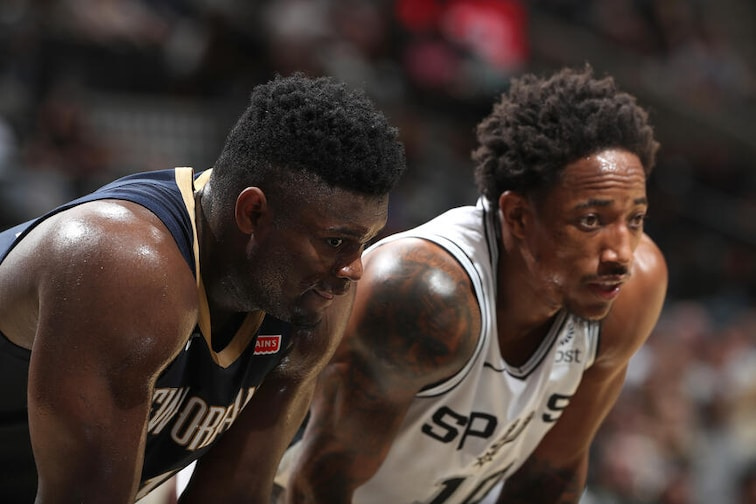 Pelicans Spurs Game To Be Nationally Televised On Espn New