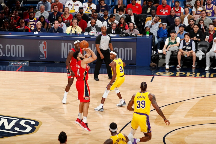 2019 20 Game 18 Pelicans Vs Lakers Postgame Quotes 11 27 19 New Orleans Pelicans